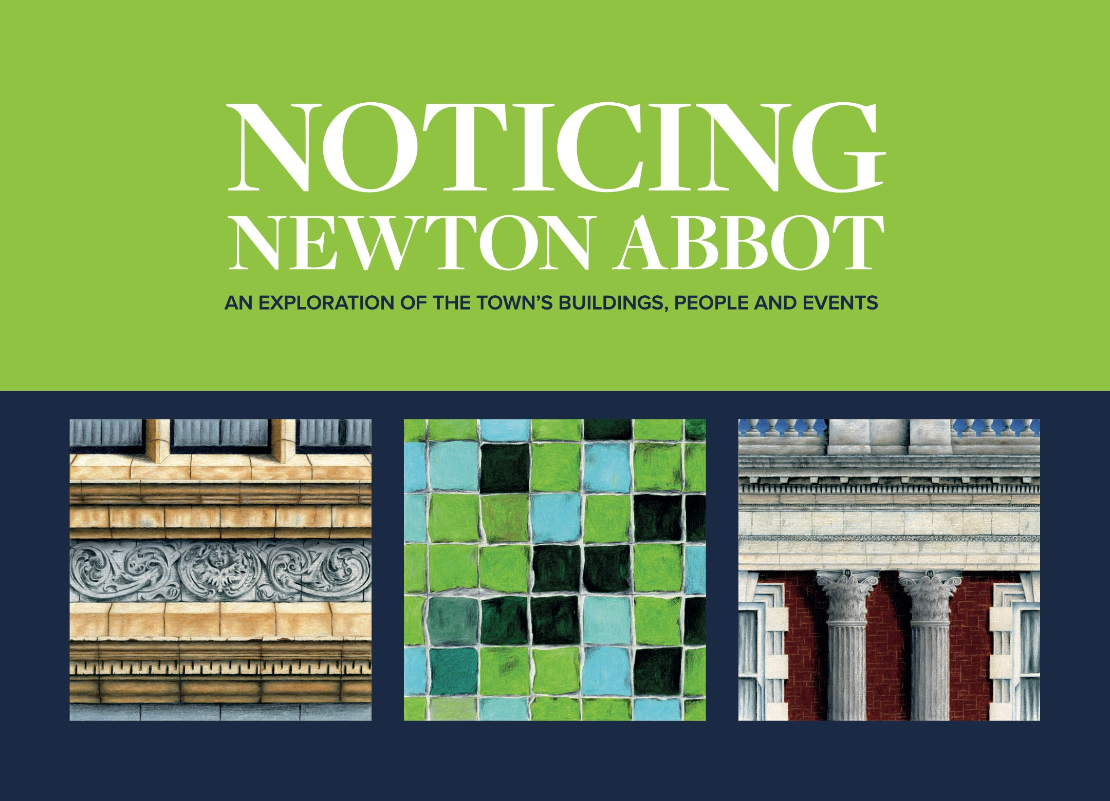 Noticing Newton Abbot Book