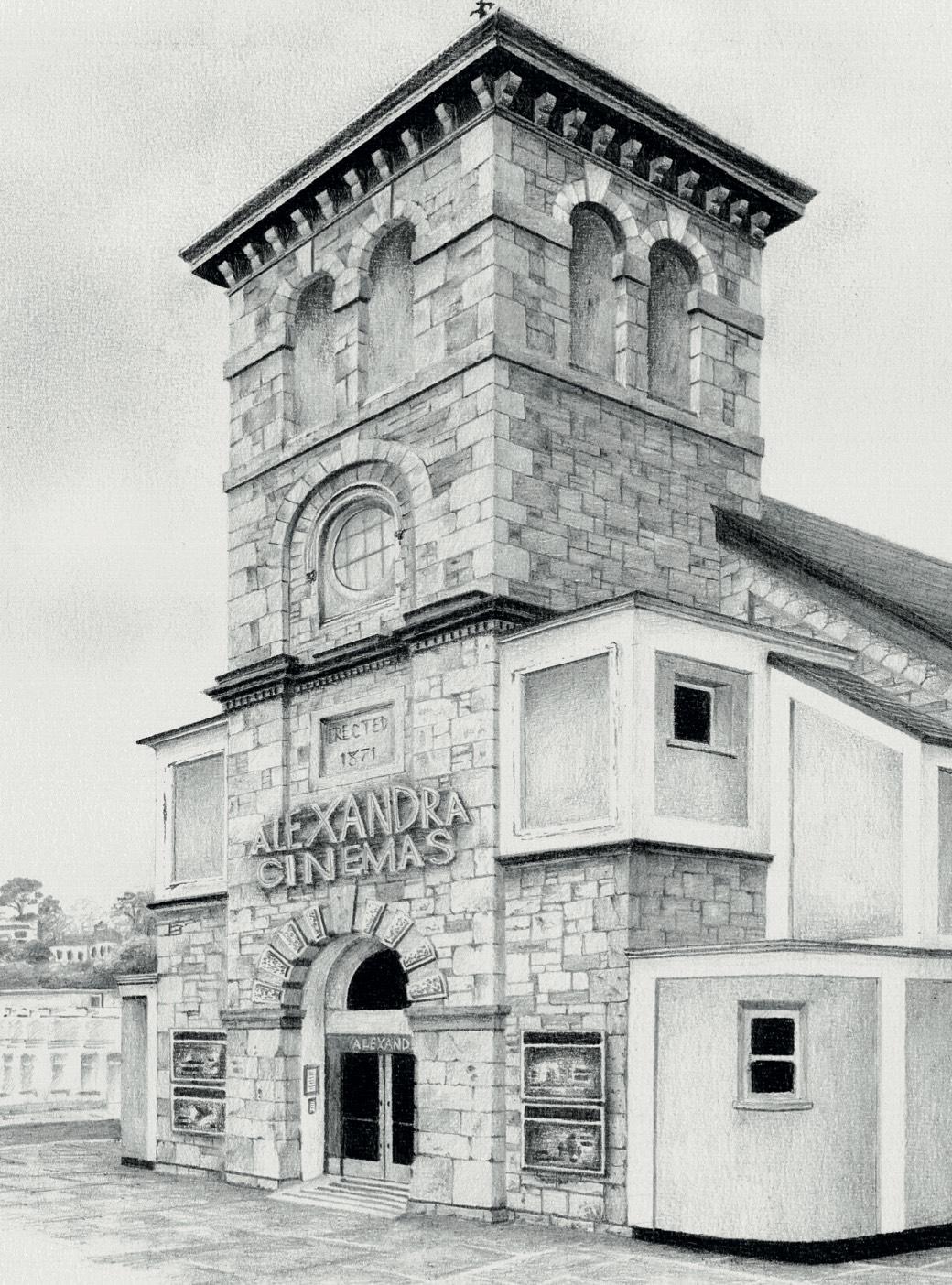 Alexandra Cinema Newton Abbot